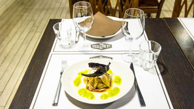 Suggerimento dello chef - La Bottega Roma, Roma