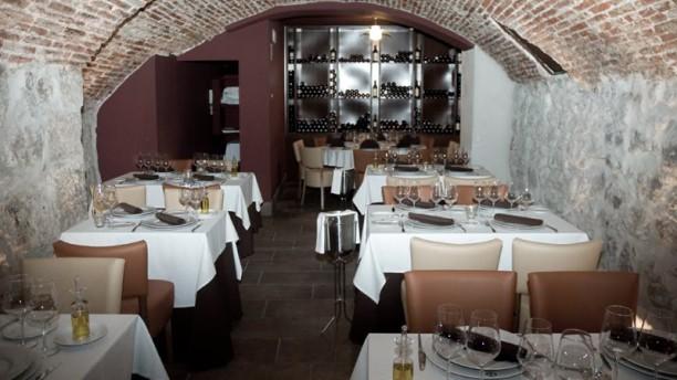 Café del Norte Vista sala