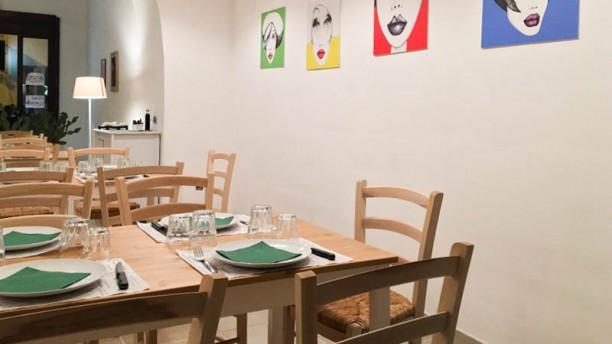 Abbunnanzia Sala del ristorante