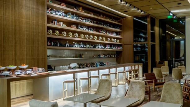 Cantô Gastrô & Lounge Sala do restaurante