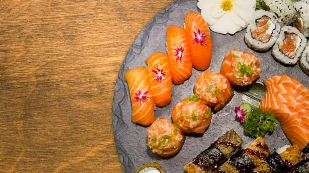 Okawa Sushi Bar Prato