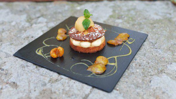 Auberge Au Vieux Pressoir dessert