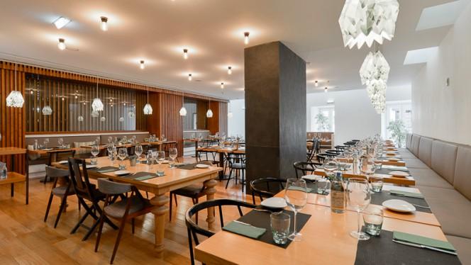 Open - Brasserie Mediterrânica ristorante portoghese a Lisbona in Portogallo