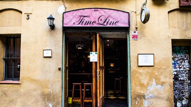 TimeLine Bar Vista entrada