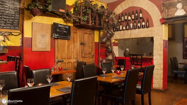 Café Vian Salle du restaurant