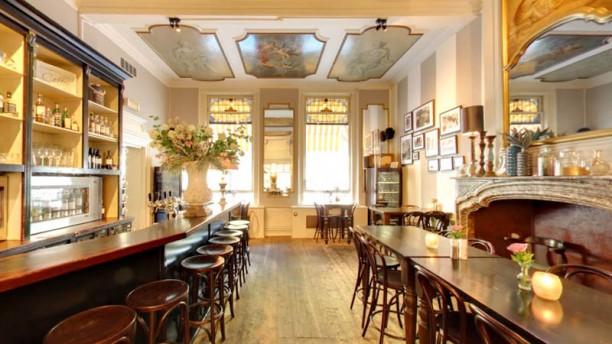 Restaurant Brasserie Luden Het restaurant