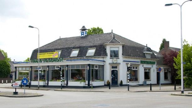 Restaurant Frans van der Schoot Ingang