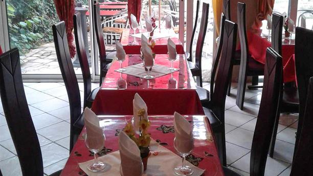 Restaurant l'Oise Vue de la salle