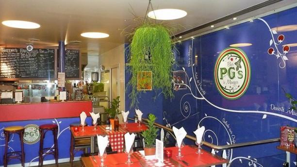 Pg S Bar A Manger In Paris Restaurant Reviews Menu And