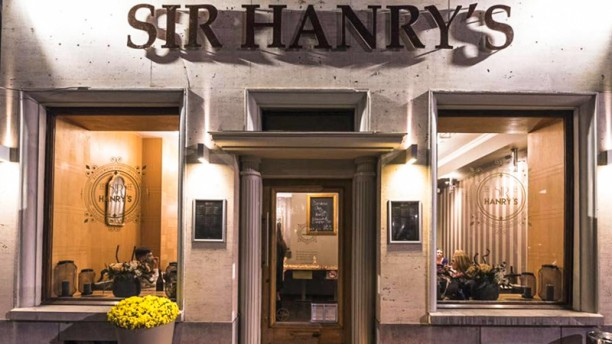 Sir Hanry's Entrée