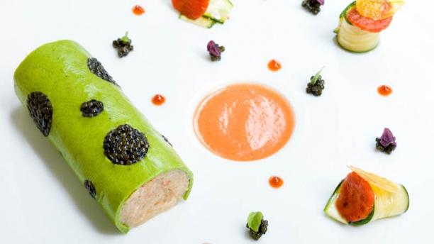 Maison rostang in paris restaurant reviews menu and for Araigne sauteuse maison