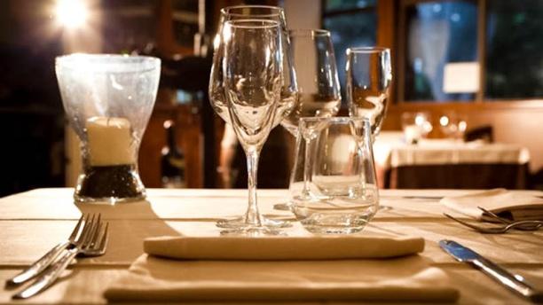 Antica Trattoria Bagutto tavolo