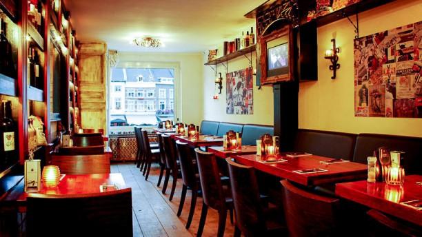 Sol Grill Het restaurant