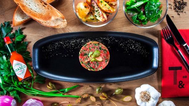 Tartares & Co Plainpalais Suggestion de plat
