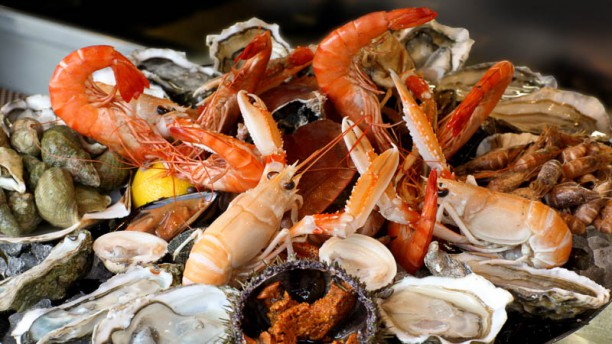 Restaurant dessirier paris 75017 ternes porte maillot menu avis prix et r servation - Restaurant fruit de mer porte maillot ...