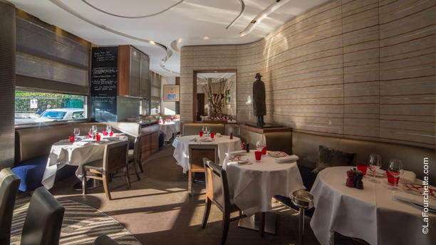 Restaurant dessirier paris 75017 ternes porte - Auberge dab porte maillot restaurant ...