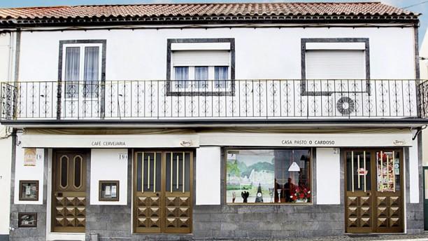 Casa De Pasto O Cardoso entrada