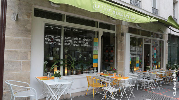 Le Jardin des Pâtes Bienvenue au restaurant Le Jardin des Pâtes