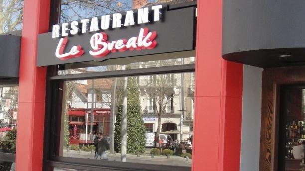 Devanture - Le Break, Nantes