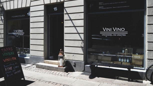 Vini Vino Ingång