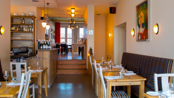 Restaurant - Restaurant Meneer Buscourr, Utrecht
