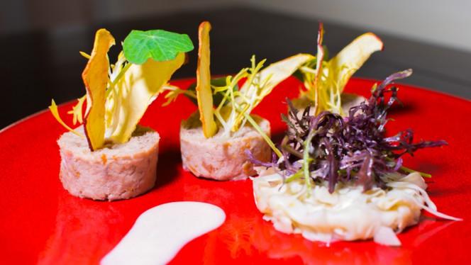 Suggestie van de chef - Restaurant Meneer Buscourr, Utrecht