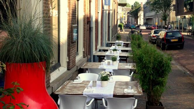 Terras - Restaurant Meneer Buscourr, Utrecht
