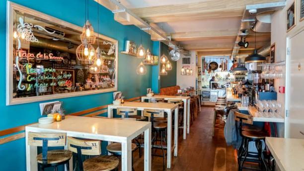 Pinchobar De Zwarte Vosch Restaurantzaal