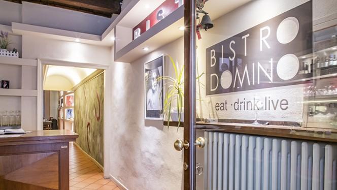 Entrata - Bistrò Domino, Bologna