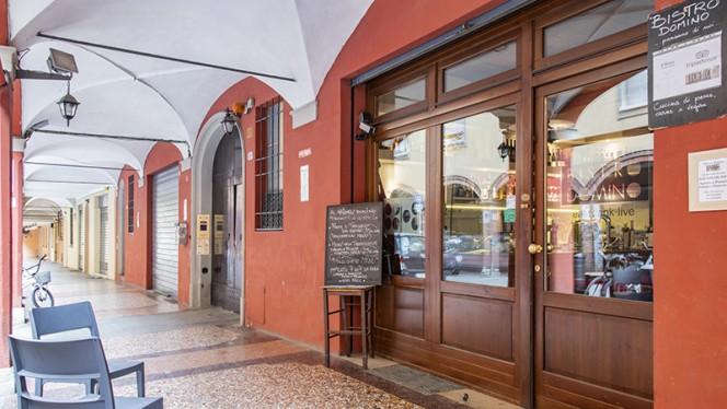 Esterno - Bistrò Domino, Bologna