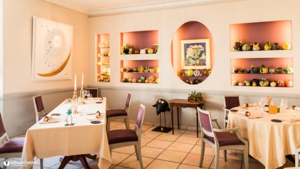 Restaurant Prévôt Vue de la salle