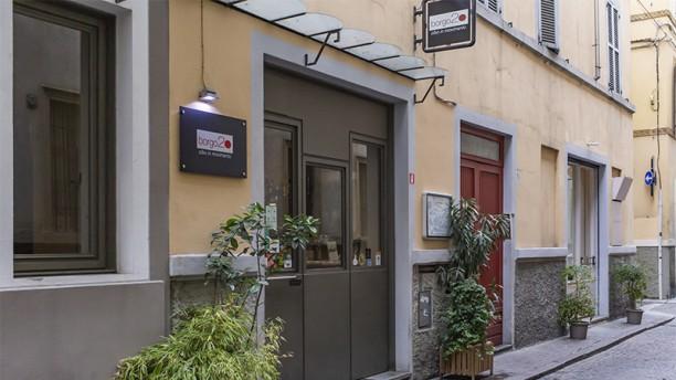 Borgo20 - Bistrot Contemporaneo Entrata