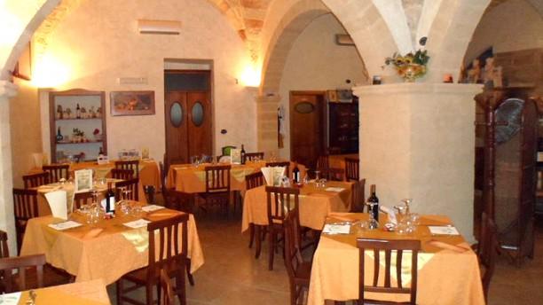 L'Angolo d'Itria Vista sala