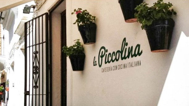 La Piccolina La entrada