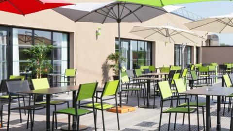 restaurant - Les Terrasses de Montargis - Chevillon-sur-Huillard