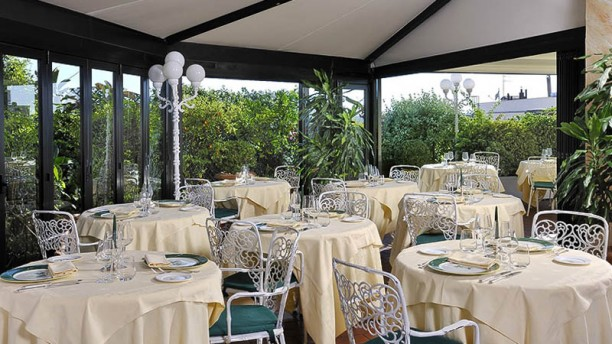 La Terrazza dei Papi in Rome - Restaurant Reviews, Menu and Prices ...
