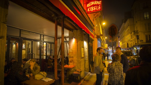 Le Kibélé Le Kibele Paris terasse bar cafe