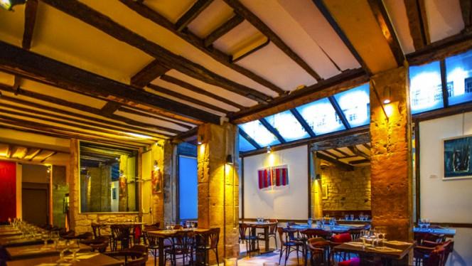 Le Kibélé - Restaurant - Paris