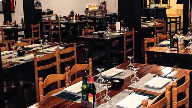 La Taverna de Tossa Vista sala