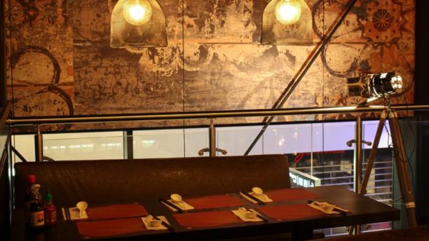 Saigon Caphe restaurant