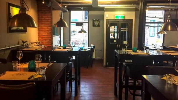 De Tap eet & drink Het restaurant