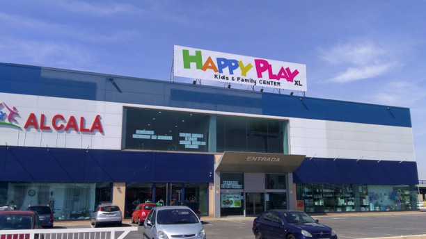 Happy Play XL Entrada