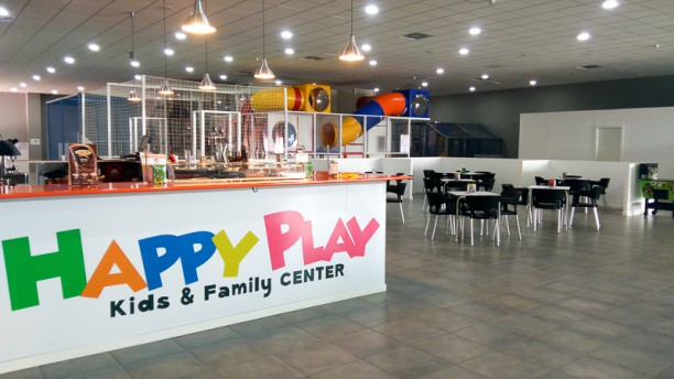 Happy Play XL Vista sala