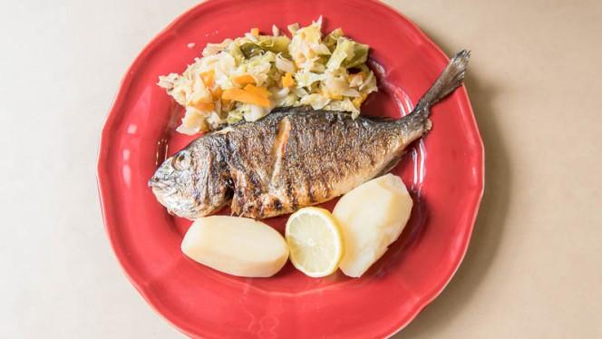 Sugestão do chef - Casa rocha, Porto