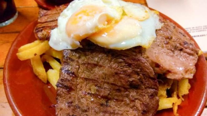Sugerencia del chef - Bar Sacramento, Sevilla
