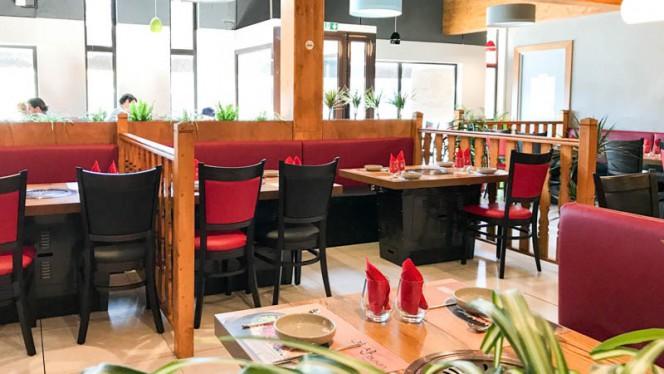 Busan - Restaurant - Marseille