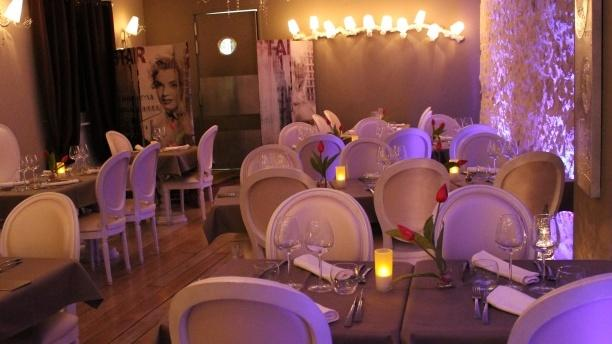 La Table des Gourmets Salle du restaurant