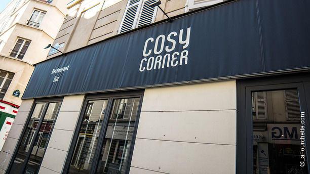 Cosy Corner Cosy Corner