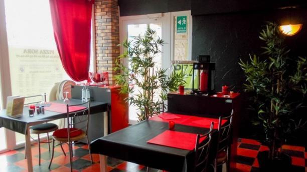 Pizzeria Di Sora Homécourt Vue salle