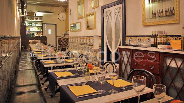 Restaurant 1932 sala principal